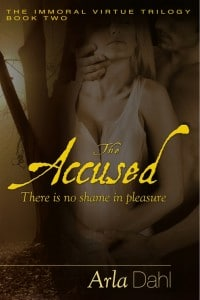 The Accused Book 2 Cover - Pleasure - COVER REVEAL