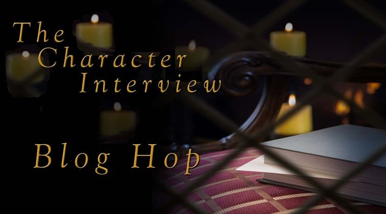 GUEST POST - Character Interview Blog Hop - Heroines - Sirah