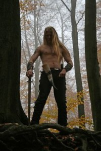 Hot Viking Warrior