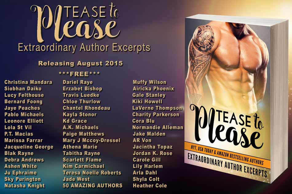 Tease to Please Author List