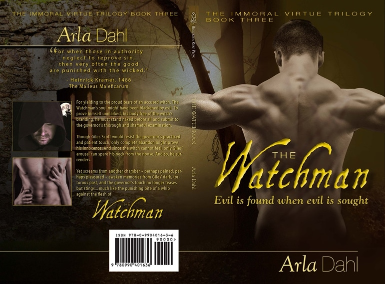 Book Flat for The Watchman