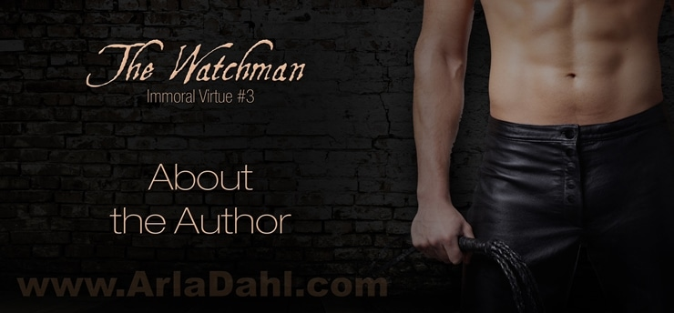 The Watchman - About the Author