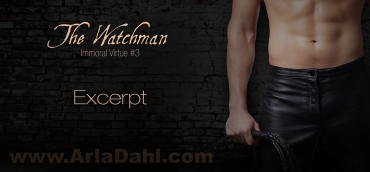 The Watchman - NEW RELEASE! - Excerpt