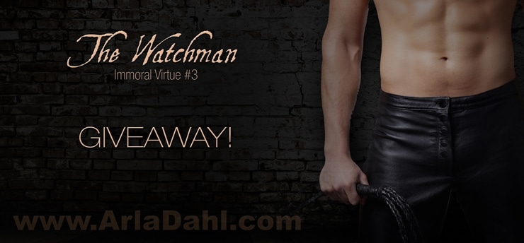 Release Blitz - GIVEAWAY - The Watchman