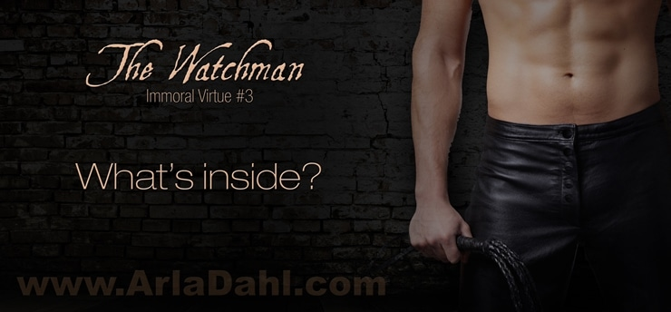 Release Blitz What's Inside