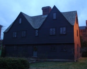 Corwin Witch House - Salem Mass