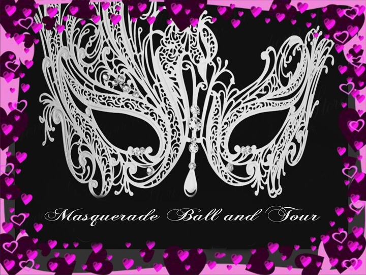Masquerade Ball and Blog Tour