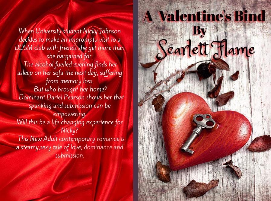 A Valentine's Bind - Miss Scarlett Flame