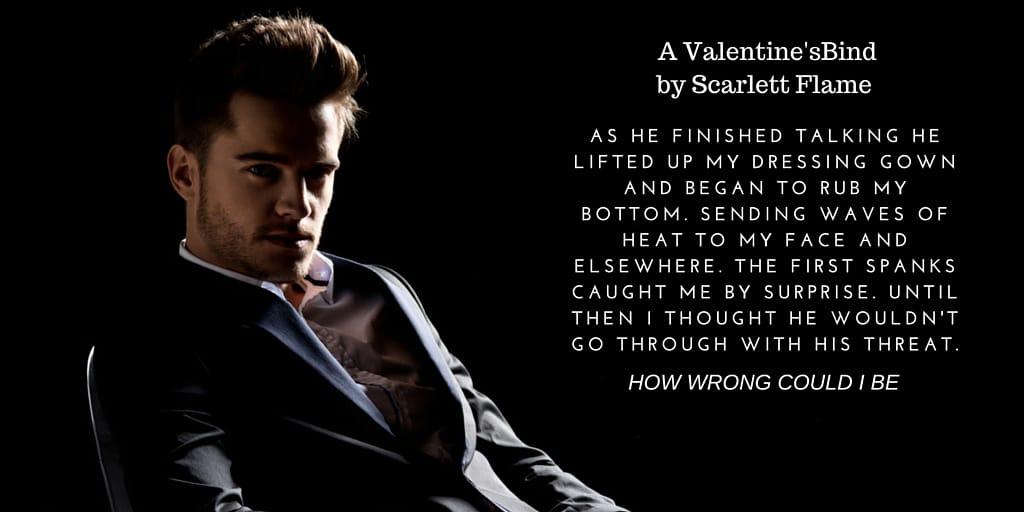 Teaser Valentine Bind