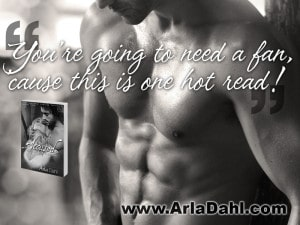 Giveaway post - Sexy male torso and New cover reveal for THE ACCUSED