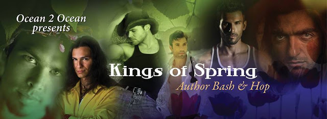 Kings of Spring Event Banner
