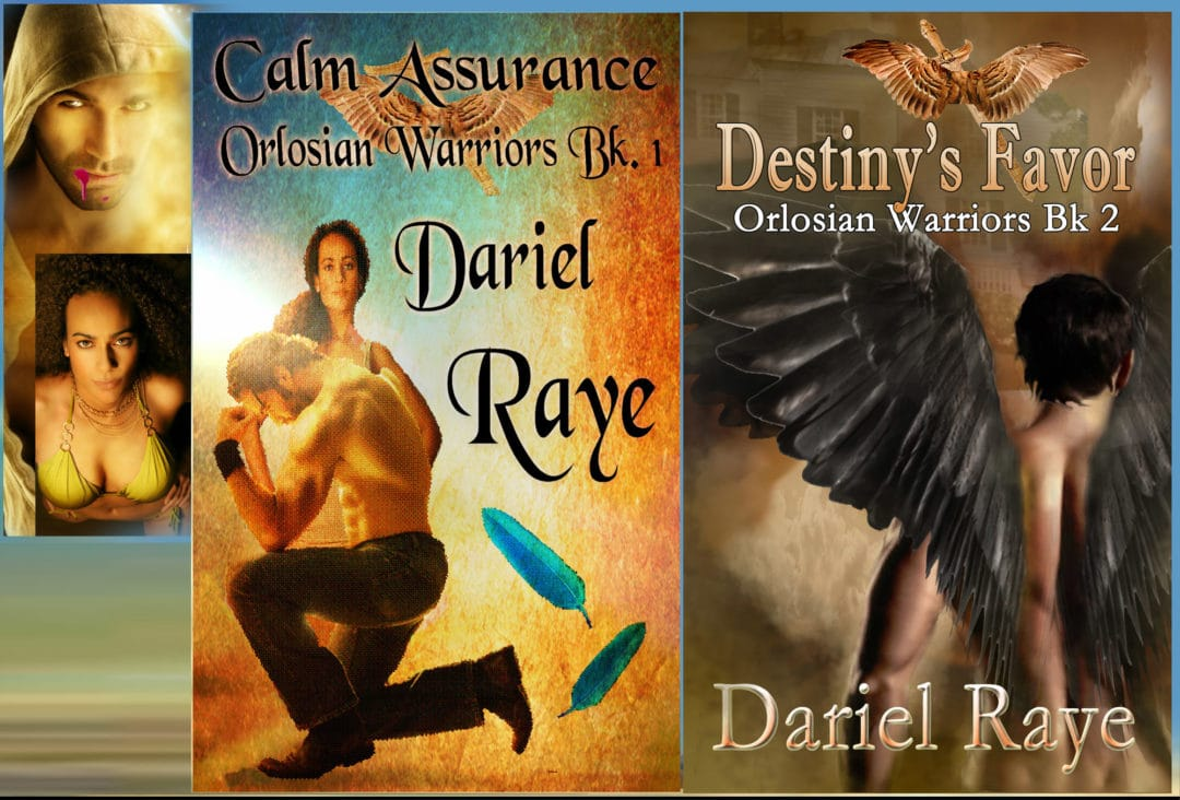 Guest Post - Pre-Order: DESTINY'S FAVOR by Dariel Raye