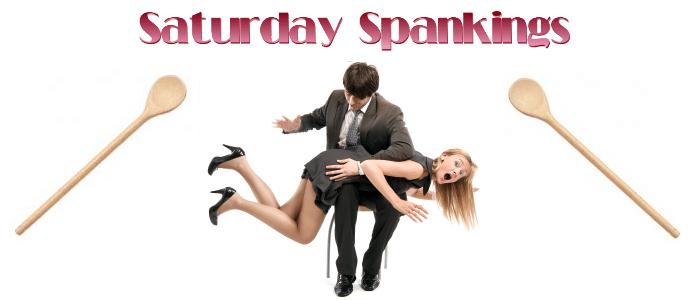 Saturday Spankings - Excerpt from THE MARK